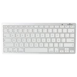 Teclado bluestork ( bluetooth )(blanco-plateado) bs-kb-micro/bt/sp - TECL-BS-BL-BP