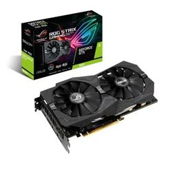 Vga asus rog strix gtx1650 a4g gaming 4gb gddr5 pci-express - VGA-AS-1650A4G