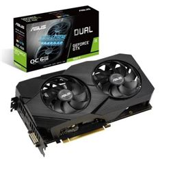 Vga asus gtx1660ti dual oc evo 6gb gddr6 pci-express dual-gtx1660ti-o6g-evo - VGA-AS-1660DO6E