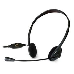 Auriculares con microfono ngs ms103 ( negro ) - AUR-NGS-MS103