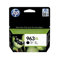 Cartucho 3ja30ae ( 963xl ) (negro) hp officejet 9010 / 9012 / 9014 / 9015 - CART-3JA30AE