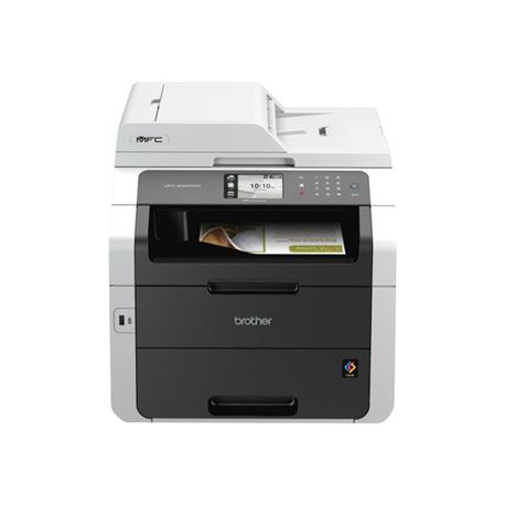 Brother mfc-9340cdw (duplex/wifi) ( laser color ) ( impresora / escaner / c - BR-MF-9340CDW