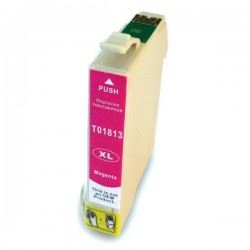 Cartucho compatible t181340 ( 18xl )(magenta)(generico) epson xp102 / xp202 - C-CO-T181340
