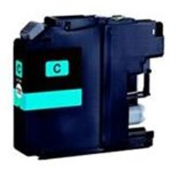Cartucho compatible lc123c (cian)(generico) brother dcp-j132w, dcp-j152w - C-CO-LC123C