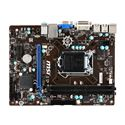 Placa msi h81m-p33 (socket 1150) microatx / vga integrada