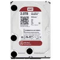 "Disco duro 2tb 3.5"" sata3 6gb/s western digital caviar red ( wd20efrx ) - HD-2TB-WD20EFRX"