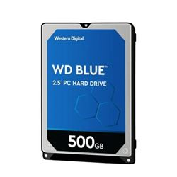 "Disco duro 500gb. 2.5"" 5400rpm sata3 western digital blue ( wd5000lpcx ) - HD-500-2-5-WD"