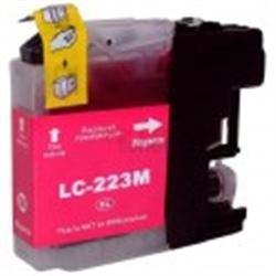 Cartucho compatible lc223m (magenta) (generico) brother dcp-j562dw - C-CO-LC223M