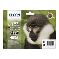Cartucho t089540 ( t0895 )( multipack ) epson s20 / s21