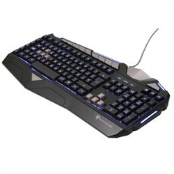 Teclado thunderx3 tk25 gaming (usb) retroiluminacion - TECL-TH-TK25