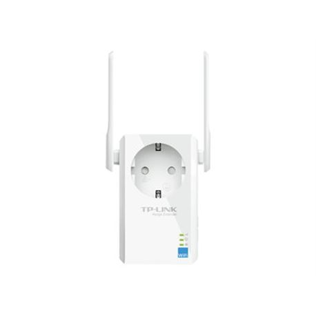 Range extender wireless n 300mb tp-link tl-wa860re 2 antenas - RED-TL-WA860