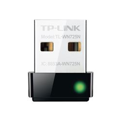 Adaptador red wireless n n150 nano ( usb ) tp-link wn725n ( tl-wn725n ) - RED-TL-WN725N