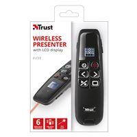 Presentador trust wireless presenter elcee ( 20909 ) - PR-TR-20909