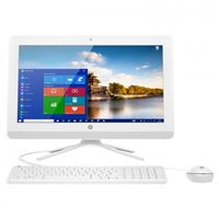 Hp 22-b009ns todo en uno (blanco) intel i3 2.30ghz / 8gb ddr4 - HP-Y0Z45EA