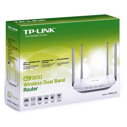 Router tp-link archer c25 ac900 wireless dual band - RO-ARCHER-C25
