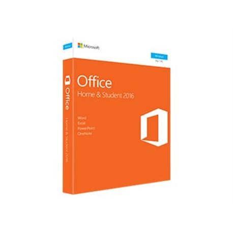 Microsoft office 2016 home and student 1 licencia ( 79g-04621 - MS-OFF-2016-E
