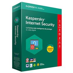Antivirus kaspersky internet security 2018 3u ( kl1941s5cfs-8 ) - ANT-KAINT18-3