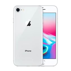 Apple iphone 8 64gb ( plata ) ( mq6h2ql/a ) - IPHONE8-64-P