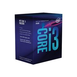 Micro intel i3 8100 3.60ghz. ( socket 1151 ) ( bx80684i38100 ) - MI-I3-8100