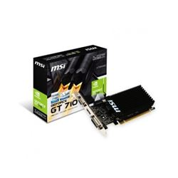 Vga msi geforce gt710 1gb. pci-express - VGA-MS-710-P1