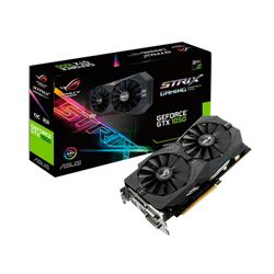 Vga asus gtx1050 strix 2gb oc gddr5 pci-express ( strix-gtx1050-o2g-gaming - VGA-AS-1050S2OC