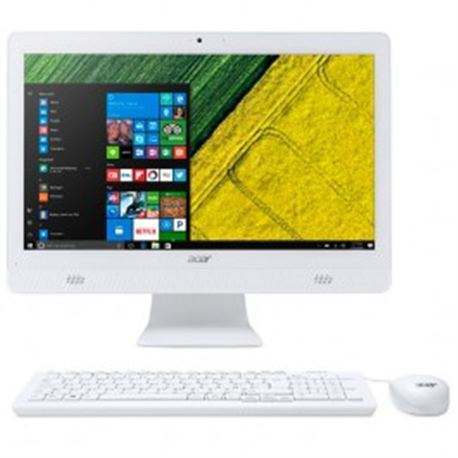 Acer aspire c20-720 (blanco) intel celeron j3060 2.48ghz. / 4gb - ACER-C20-720-04