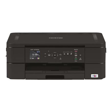 Brother dcp-j572dw duplex wifi multifuncion impresora /copiadora /escaner - BR-DCP-J572