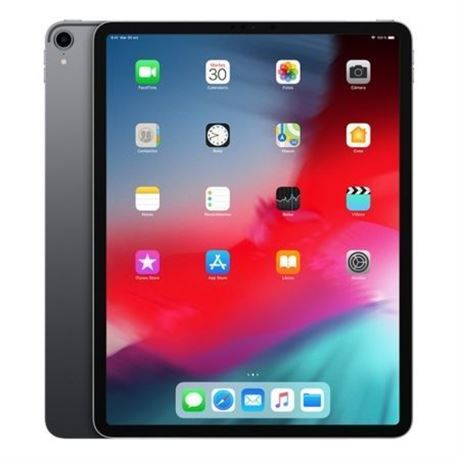 "Apple ipad pro 2018 11"" wifi 64gb (gris espacial) ( mtxn2ty/a ) - IPAD-PR18-64-G"